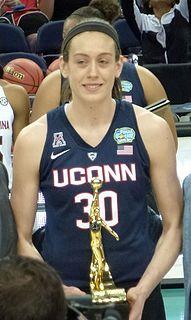 Breanna Stewart American basketball player