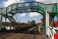 Bridge Epping Ongar Railway North Weald Essex England.jpg
