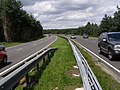 Bridleway crossing on the A338 - geograph.org.uk - 511963.jpg