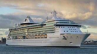 Brilliance of the Seas - Image: Brilliance of the Seas Boston 2014 04 (cropped)