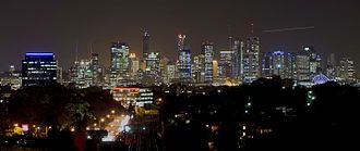 Queensland - State capital and most populous city, Brisbane, located in southeast Queensland.