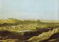 Brno z Červeného kopce 1850.png