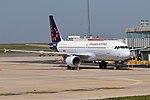 Brussels Airlines, OO-SNM, Airbus A320-214 (46716021685).jpg