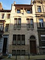 Maison autrique wikip dia for Adresse maison communale schaerbeek