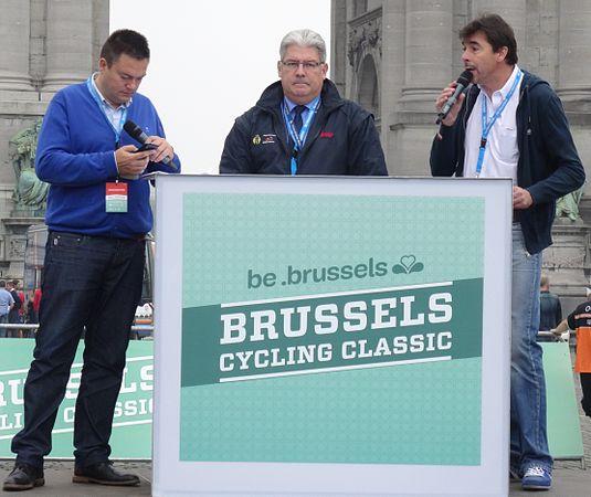 Bruxelles et Etterbeek - Brussels Cycling Classic, 6 septembre 2014, départ (A151).JPG