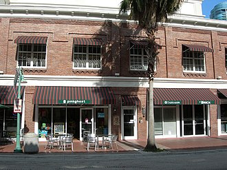 National Register of Historic Places listings in Broward County, Florida - Image: Bryan building