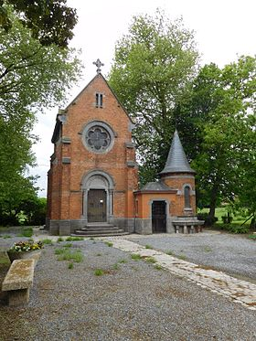 Chapelle sainte ad le de brye wikimonde for Garage ad la chapelle bouexic