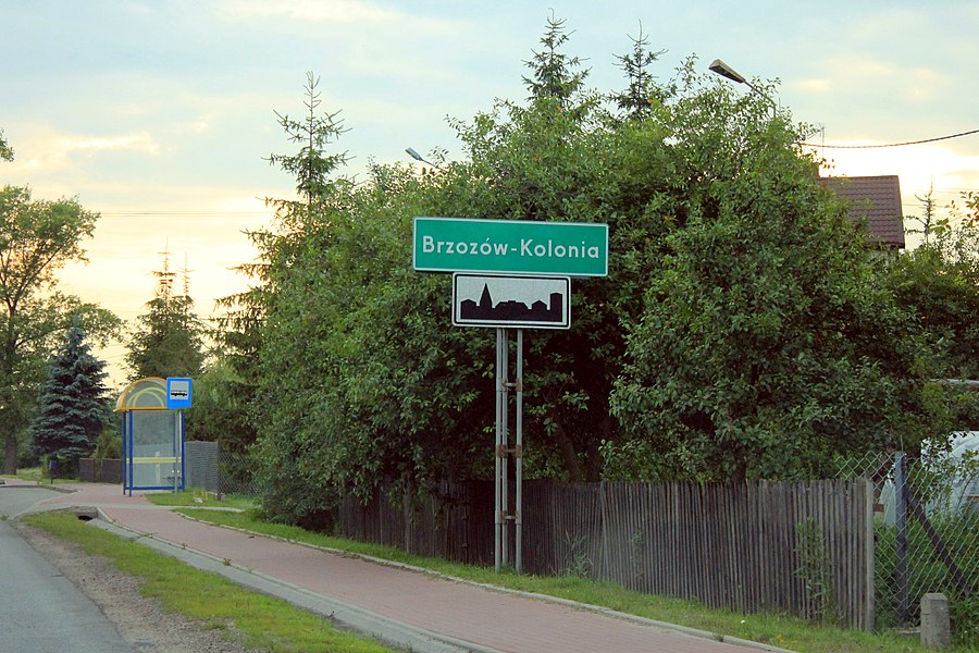 Brzozów-Kolonia