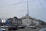 Bucharest - pneumophysiology hospital & clinic near Stefan Cel Mare metrou 01.jpg