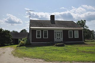 Enoch Hall House