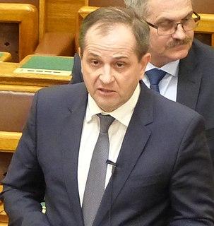 Gyula Budai Hungarian politician