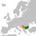 Bulgaria Serbia Locator.png