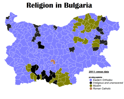 Demographics of Bulgaria WikiVisually