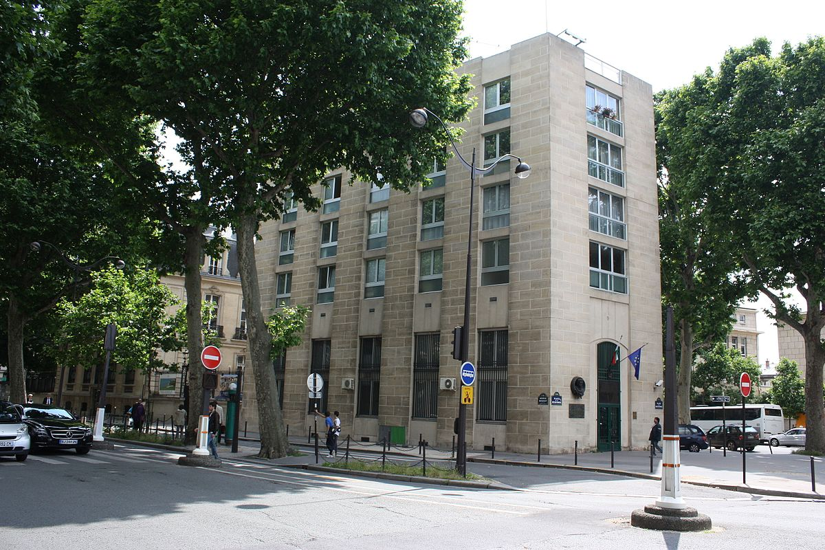ambassade de bulgarie en france wikip dia. Black Bedroom Furniture Sets. Home Design Ideas