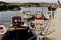 Bunbeg - Boats in harbour - geograph.org.uk - 1354969.jpg