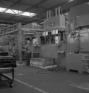 BMW M30 - M30 production in Munich