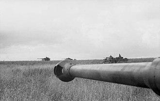 Battle of Prokhorovka - Image: Bundesarchiv Bild 101I 022 2950 15A, Russland, Panzer im Einsatz