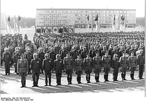 Air Forces of the National People's Army - Soldiers of the Fritz Schmenkel Fighter Wing, 1985.