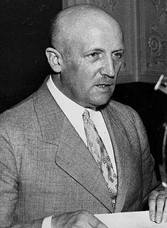 Kurt von Schleicher German chancellor