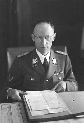 Herbert Backe