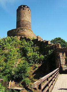 Hasištejn Castle