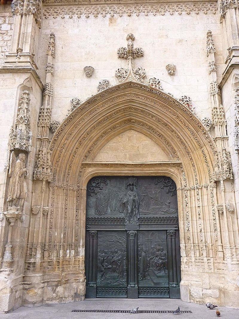 Burgos - Iglesia de San Lesmes 56.jpg