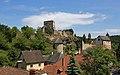Burgruine und Pfarrkirche in Rehberg 2019-06.jpg