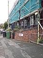 Burley Road - House repairs - geograph.org.uk - 445711.jpg