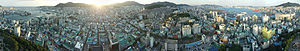 Busan Tower 360 Degree Panorama 001