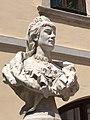 Bust of Austrian Hungarian Queen Maria Theresa in Varaždin.jpg