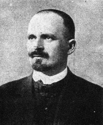 Józef Buzek - Józef Buzek in 1907