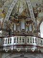 Byczeń Pfarrkirche Orgel.JPG