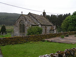 Byrness Church