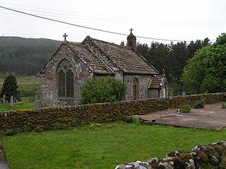 Byrness - Image: Byrness Church