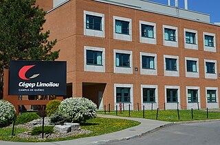 Cégep Limoilou Public college in Quebec City, Quebec
