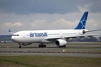 C-GTSO - A333 - Air Transat