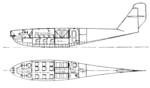 CANT 22 cabin layout L'Air January 1,1928.png