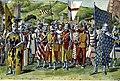 CAVALIERI, MILITI, BALESTRIERI E FANTI della REPUBLICA di GENOVA 1300-1339.jpg