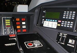 Continuous Automatic Warning System - Image: CAWS ADU