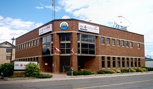 CBQ-FM - CBC Radio Two's Thunder Bay studio