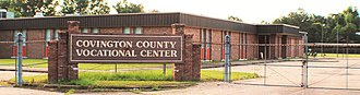 Covington County School District (Mississippi) - Image: CCVT