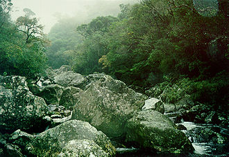 Serra Geral National Park - Image: C Fortaleza 02