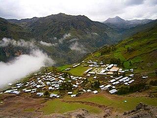 Castrovirreyna Province Province in Huancavelica, Peru