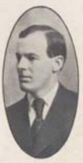 Bob Williams (coach) - Williams pictured in The Bugle 1908, Virginia Tech yearbook