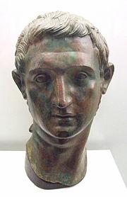 Cabeza masculina romana de Azaila (M.A.N. 32644) 02