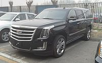 Cadillac Escalade IV ESV 002 China 2016-04-13.jpg