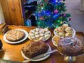 Cake spread (8772774502).jpg