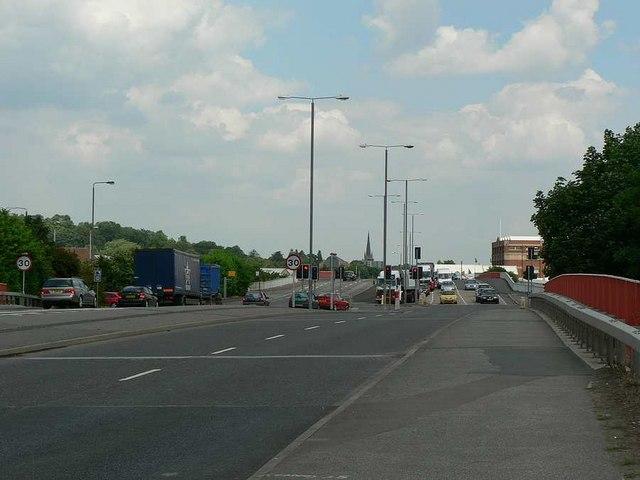 Calder Bridge, Denby Dale Road, Wakefield - geograph.org.uk - 197297