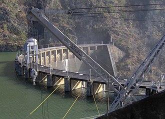Calderwood Dam - Calderwood Dam