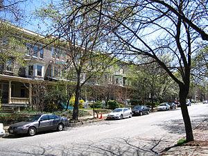 Charles Village, Baltimore - Calvert Street